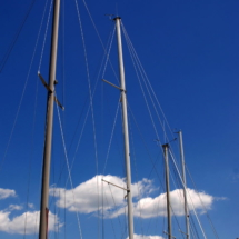 Masts of Solomons