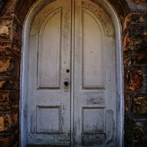 chruch-door